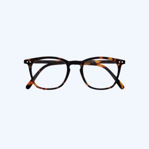#E Reading Glasses Tortoise