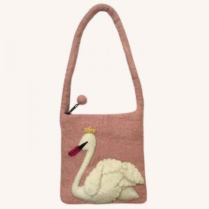 Swan Bag Dusky Pink