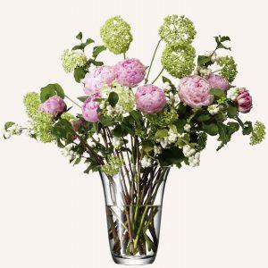 Flower Open Bouquet Vase