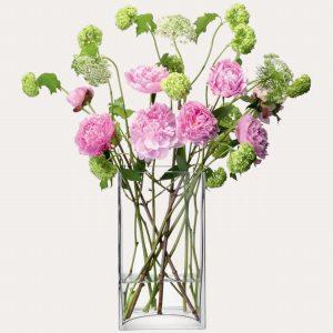 Flower Rectangular Bunch Vase