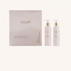 Pure Organic Body Hydration Gift Set