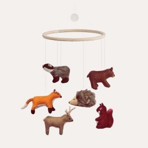 Woodland Animals Mobile