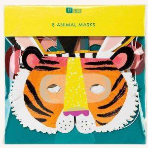Animal Masks Assorted Pack