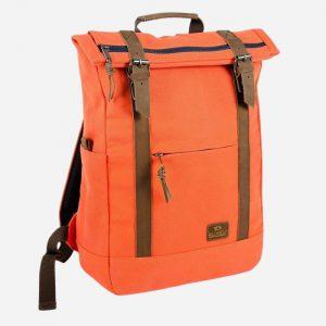 Urban Adventurer Tangerine Backpack