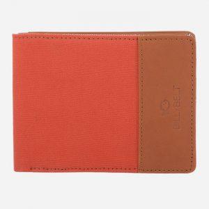 Orange Brick Wallet
