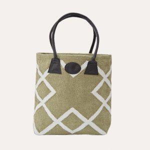 Recycled Plastic Juno Bag Lichen