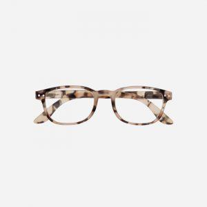 #B Reading Glasses Light Tortoise