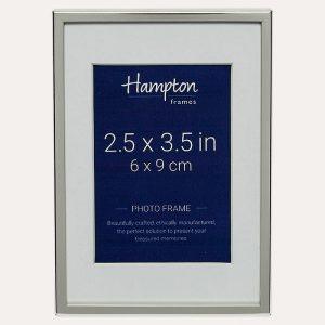 Mayfair Silver Plate Frame