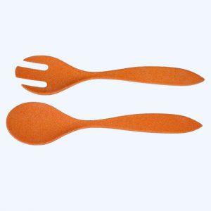 Bamboo Sal&Ed Pumpkin Orange