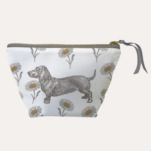 Cosmetic Bag Dog and Daisy