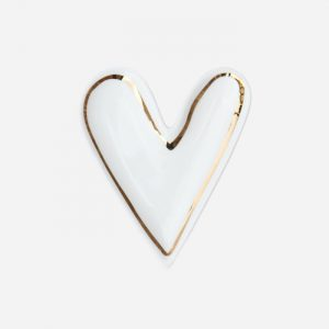 Heart Shape Trinket Tray
