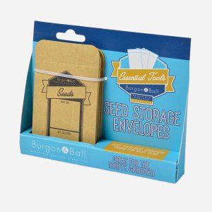 Essential Tools Seed Storage Envelopes