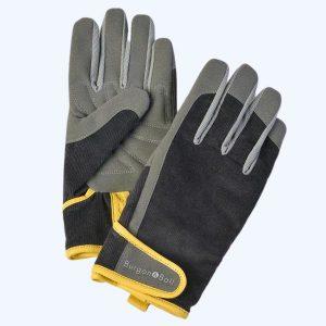 Dig The Glove Grey Corduroy Gloves