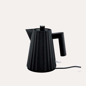 Plisse Electric Kettle Black 1L