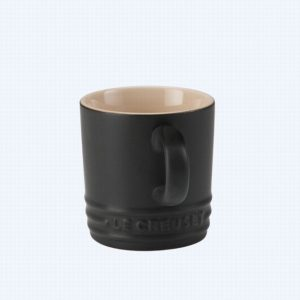 Espresso Mug Satin Black