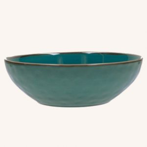 Concerto Salad Bowl Teal