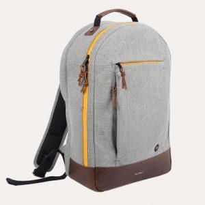 Mottled Grey Backpack