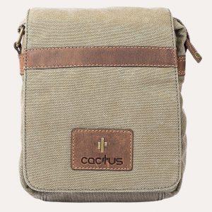 Small Cross Body Bag Khaki