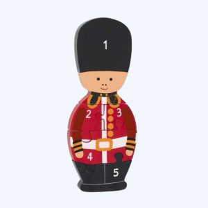 Soldier Number Puzzle