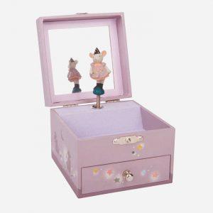 Il Etait Une Fois Musical Jewellery Box