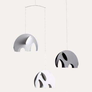 Olephants Mobile Grey