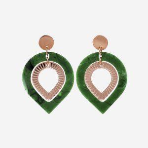 Garbos Jade and Rose Gold