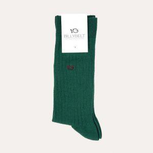 Lisle Socks Green