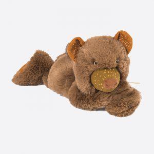 Rendezvous Chemin Du Loup Chanterelle Small Brown Bear