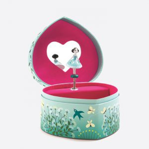 Budding Dancer Music Box Case