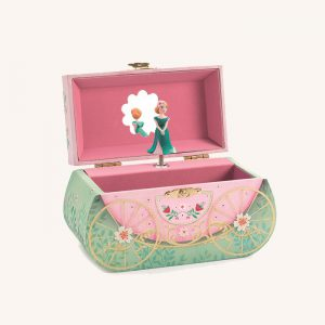 Carriage Ride Music Box Case