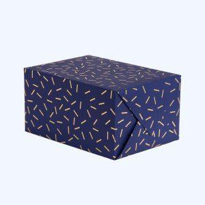 Ikigai Indigo Gift Wrap