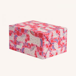 Pink Horse Gift Wrap