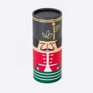 Nutcracker Christmas Dipsticks