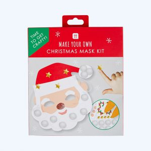 Make Your Own Christmas Masks Kit