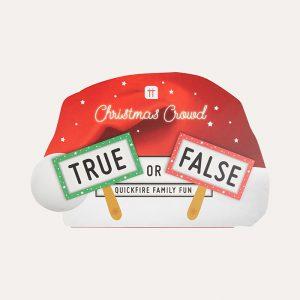 True or False Christmas Game