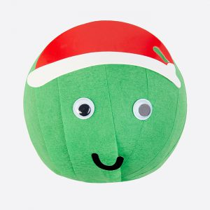 Wonderball Sprout Face Pass The Parcel