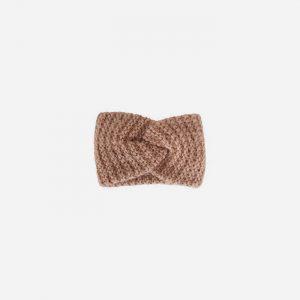 Dina Knitted Headband Rose