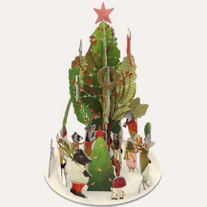 Christmas Procession 3D Advent Calendar