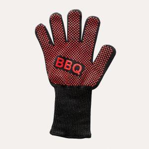 BBQ Glove Red