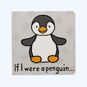 If I Were a Penguin Board Book