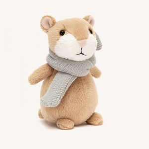 Happy Cinnamon Hamster Mini