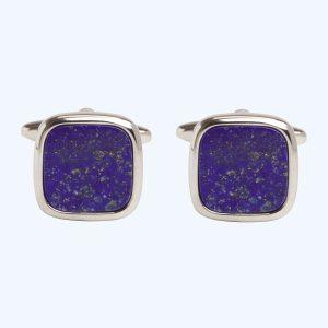 Lapis Lazuli Cushion Cufflinks