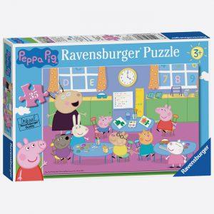 Peppa Pig Classroom Fun Jigsaw Puzzle