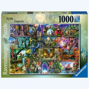 Myths & Legends Jigsaw Puzzle