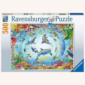 Cave Dive Jigsaw Puzzle