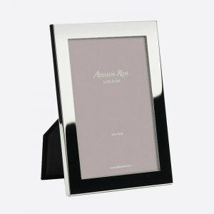 Squared Silver Frame