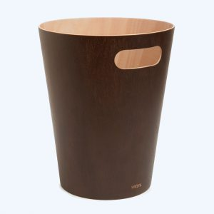 Woodrow Waste Can Espresso