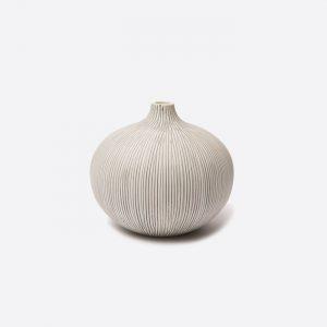 Bari Grey Large Vase