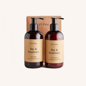 Bay & Rosemary Hand Care Gift Set