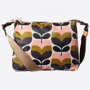 Large Cross Body Bag Multi